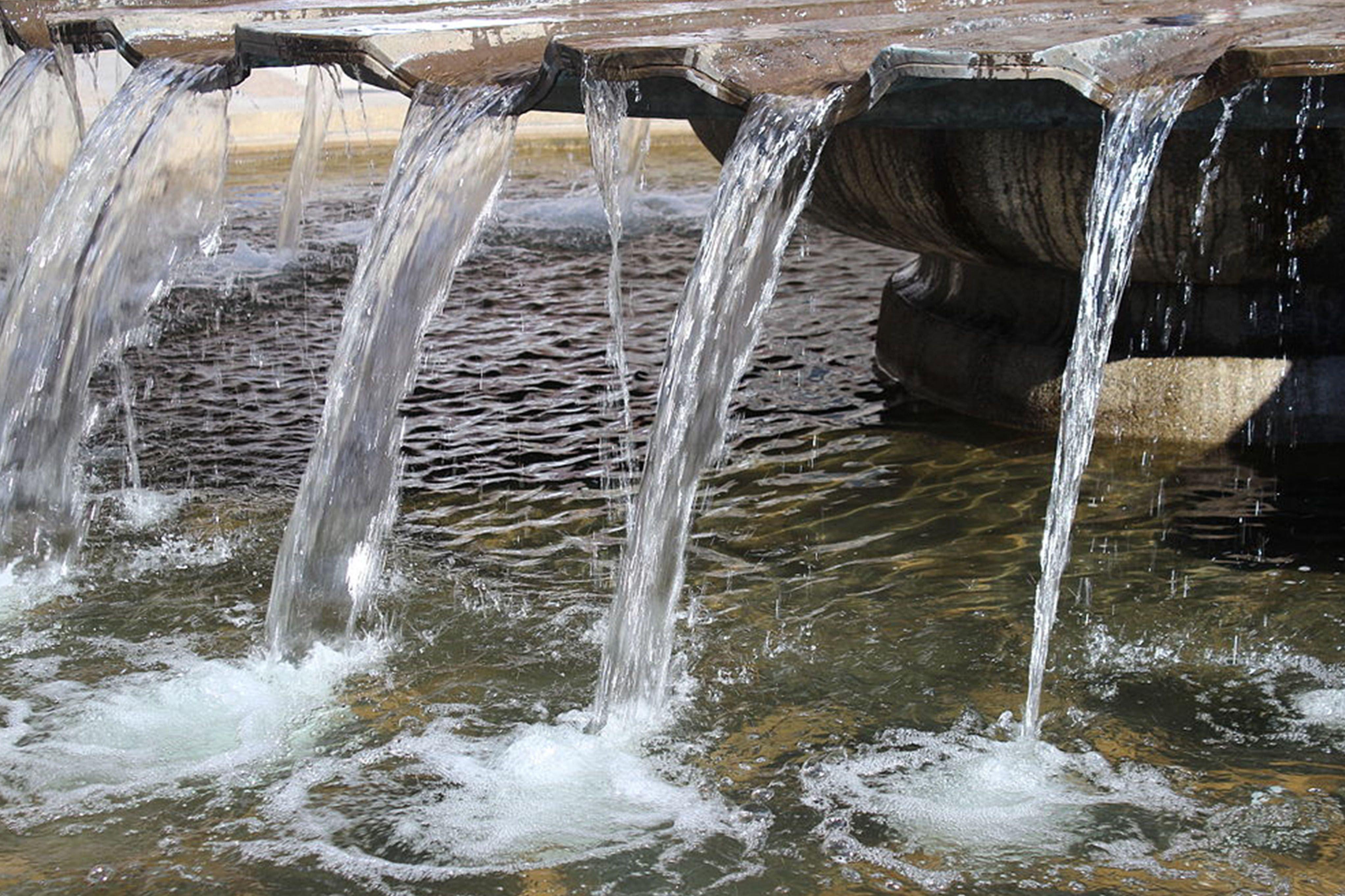 Availability Reclaimed water Spain