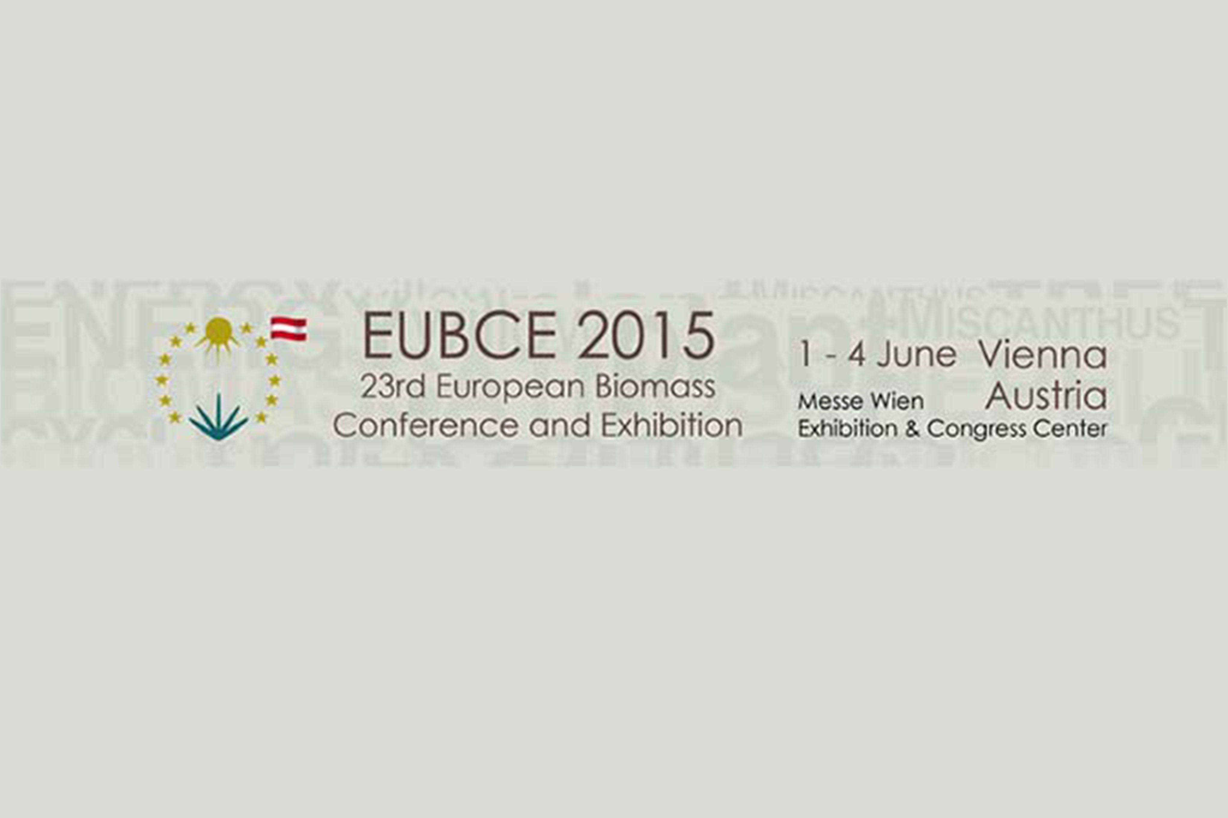ROKWOOD participará en la 23 edición de la Conferencia & Exhibición Europea de la Biomasa (EUBCE)