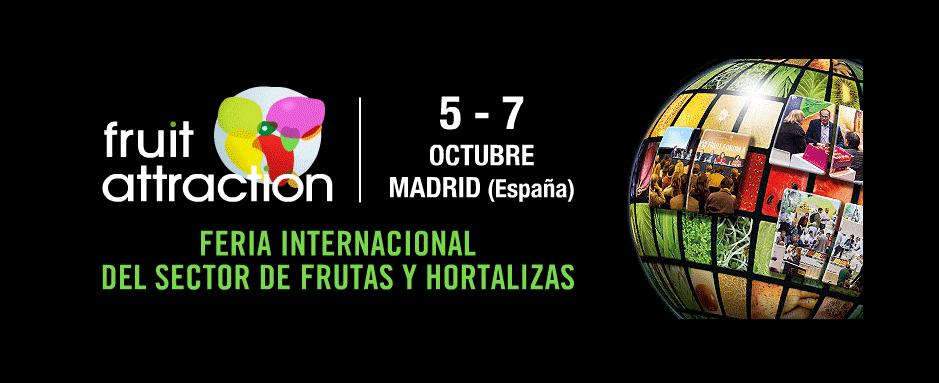Fruit attraction 2016 feria internacional frutas y hortalizas
