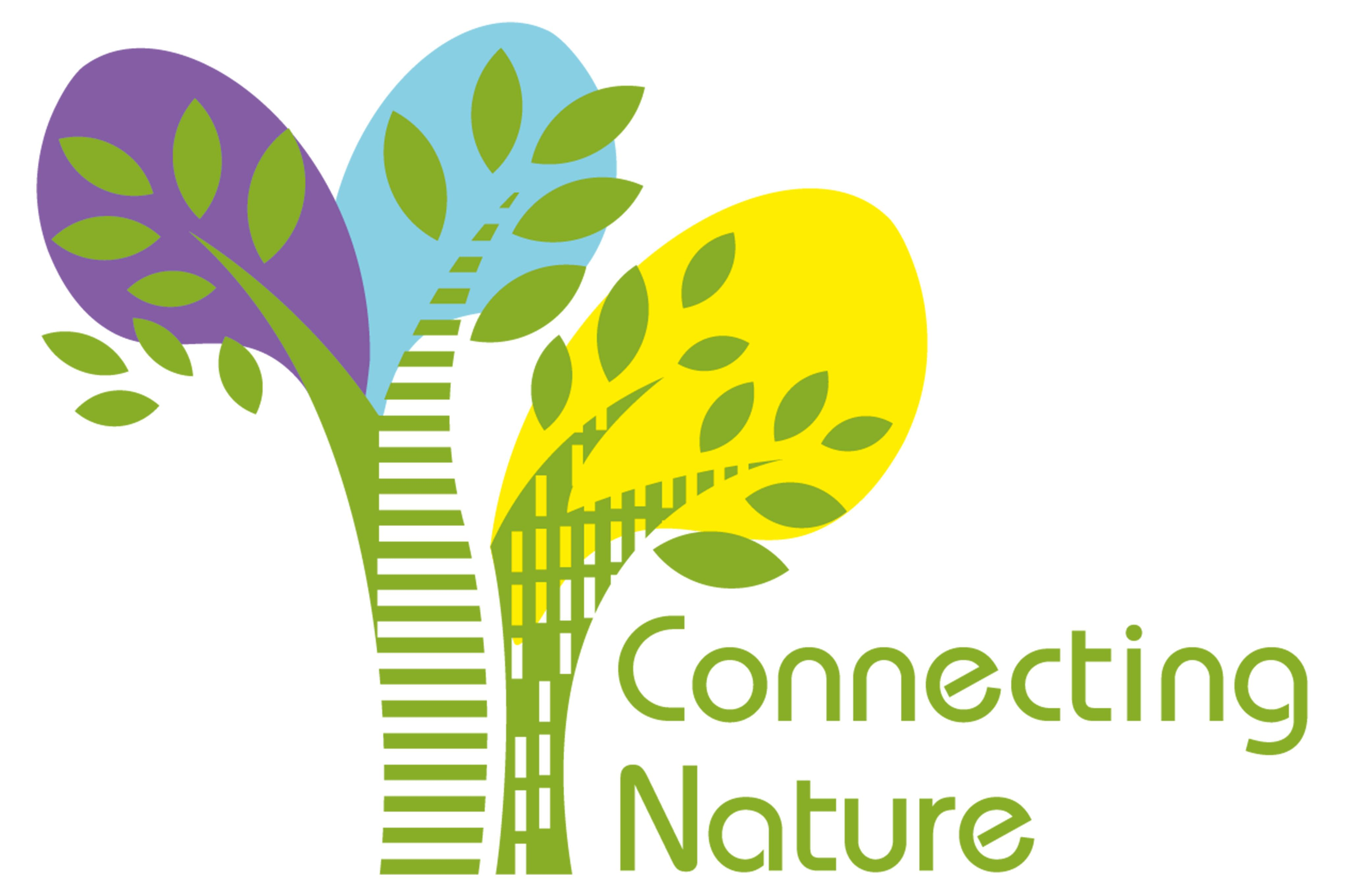 Connecting Nature logo