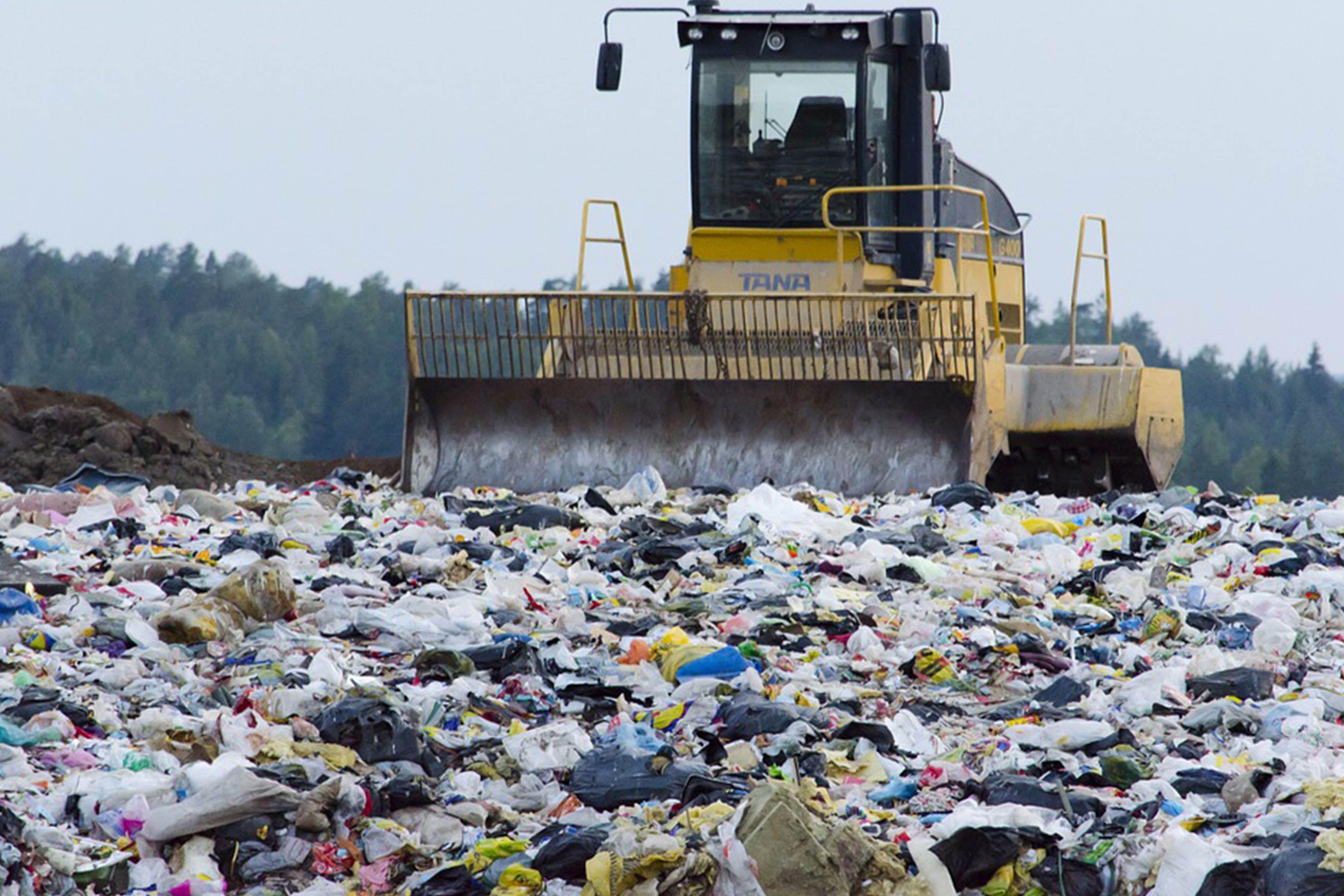 Gestión residuos Smart Ground waste management