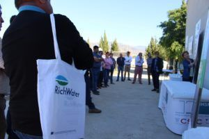 Difusion Richwater: Jornada informativa sobre aguas regeneradas