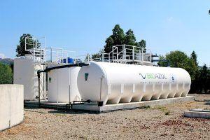 Planta Richwater de regeneración de aguas residuales urbanas