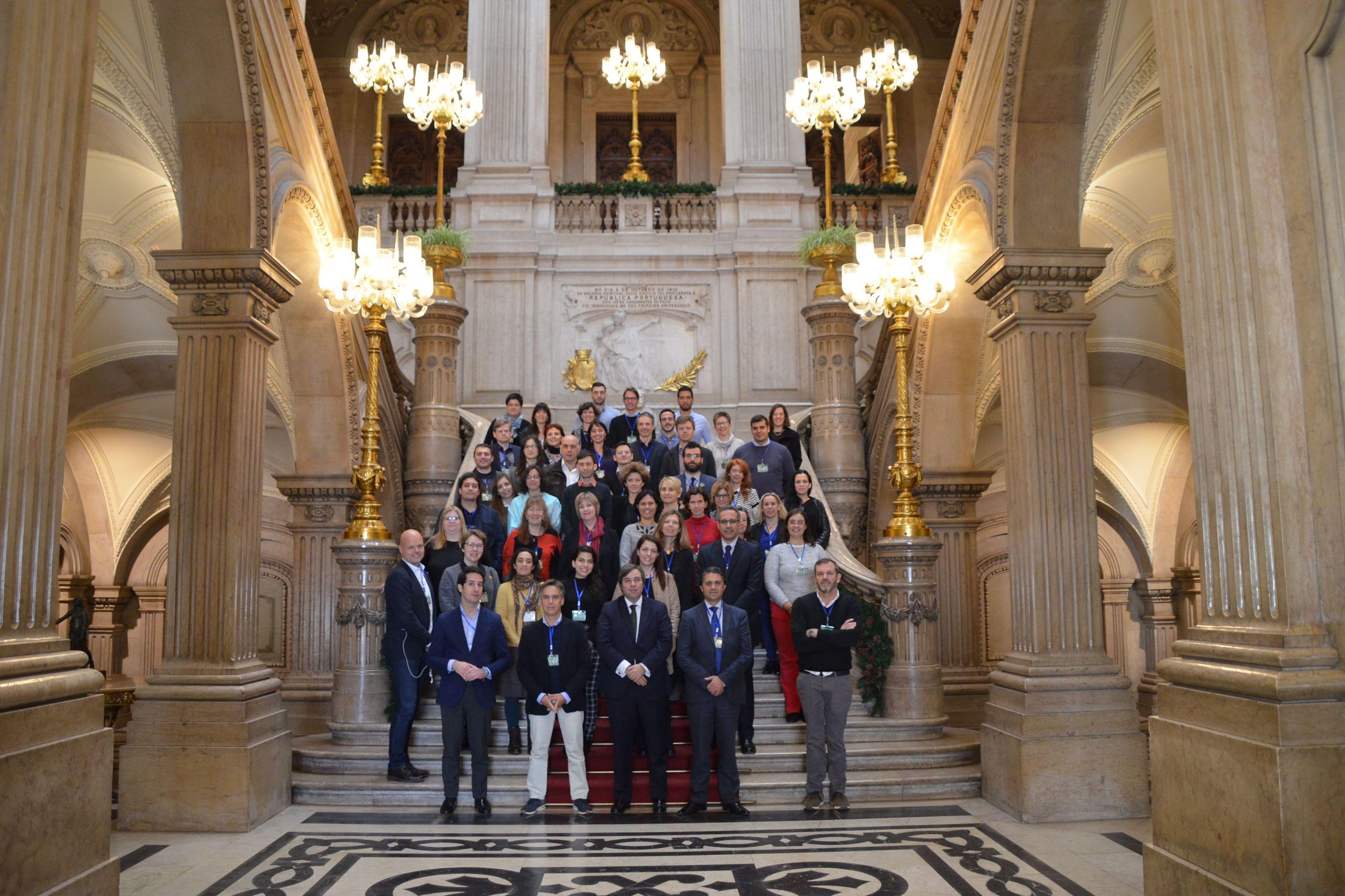3rd URBAN WASTE Meeting in Lisboa