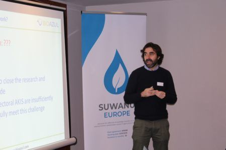 1st Kick Off Meeting SUWANU EUROPE