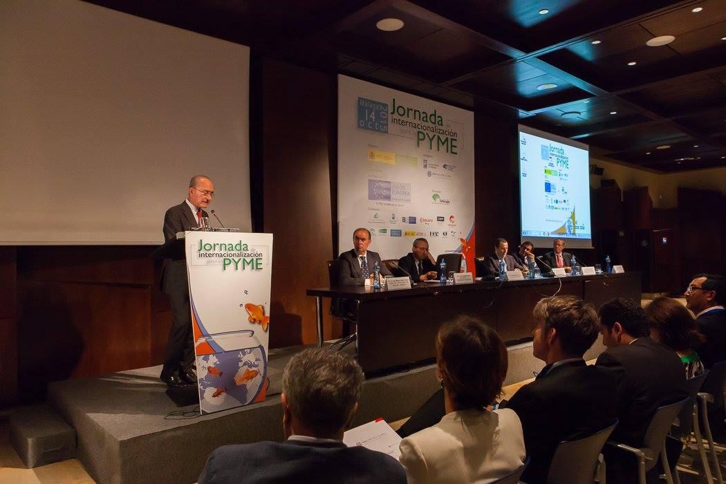 Jornada internacionalización PYMES Málaga