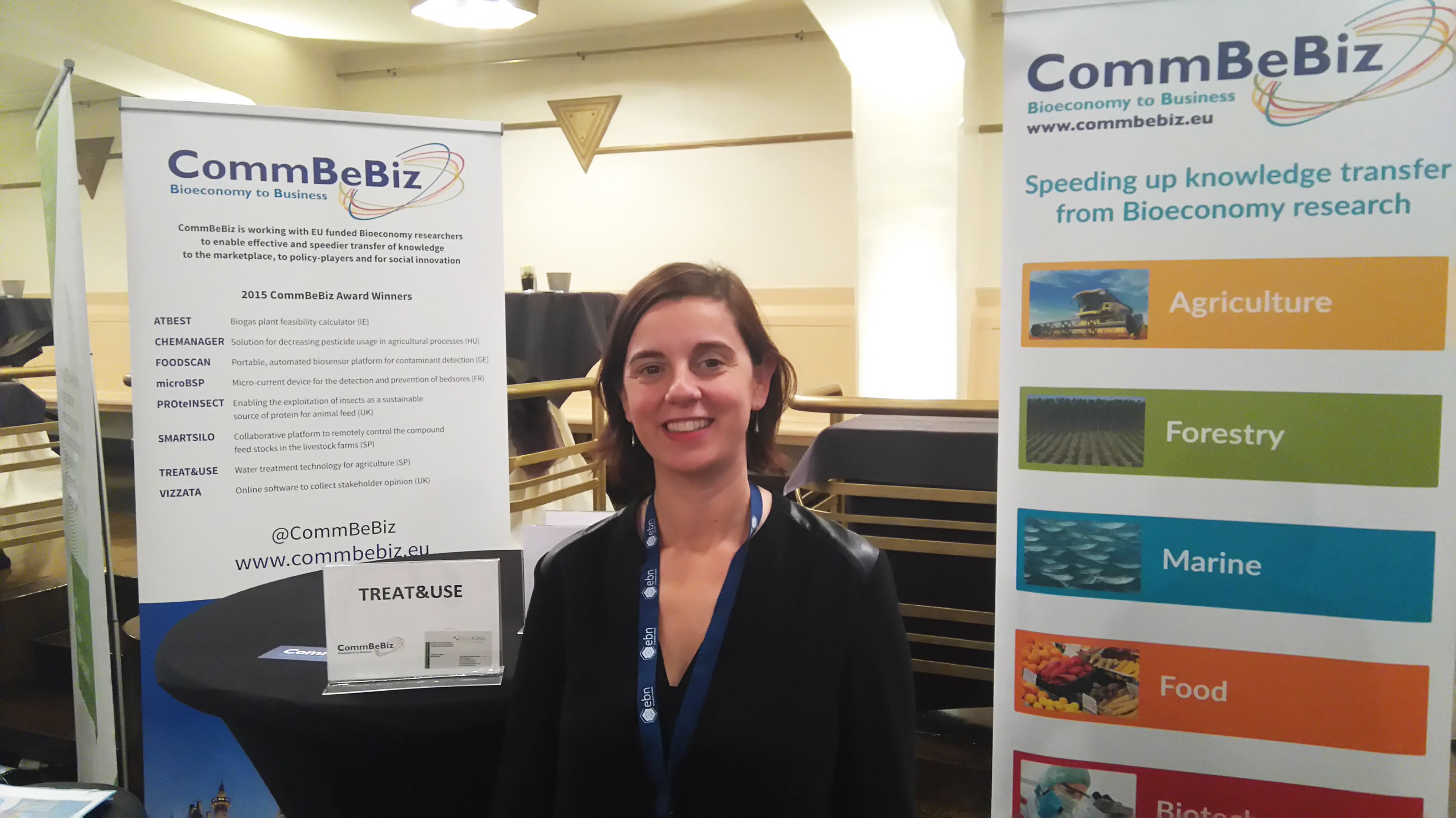 Antonia Lorenzo EBN-CommBeBiz-awards