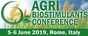 Conferencia Agri Biostimulants 2019