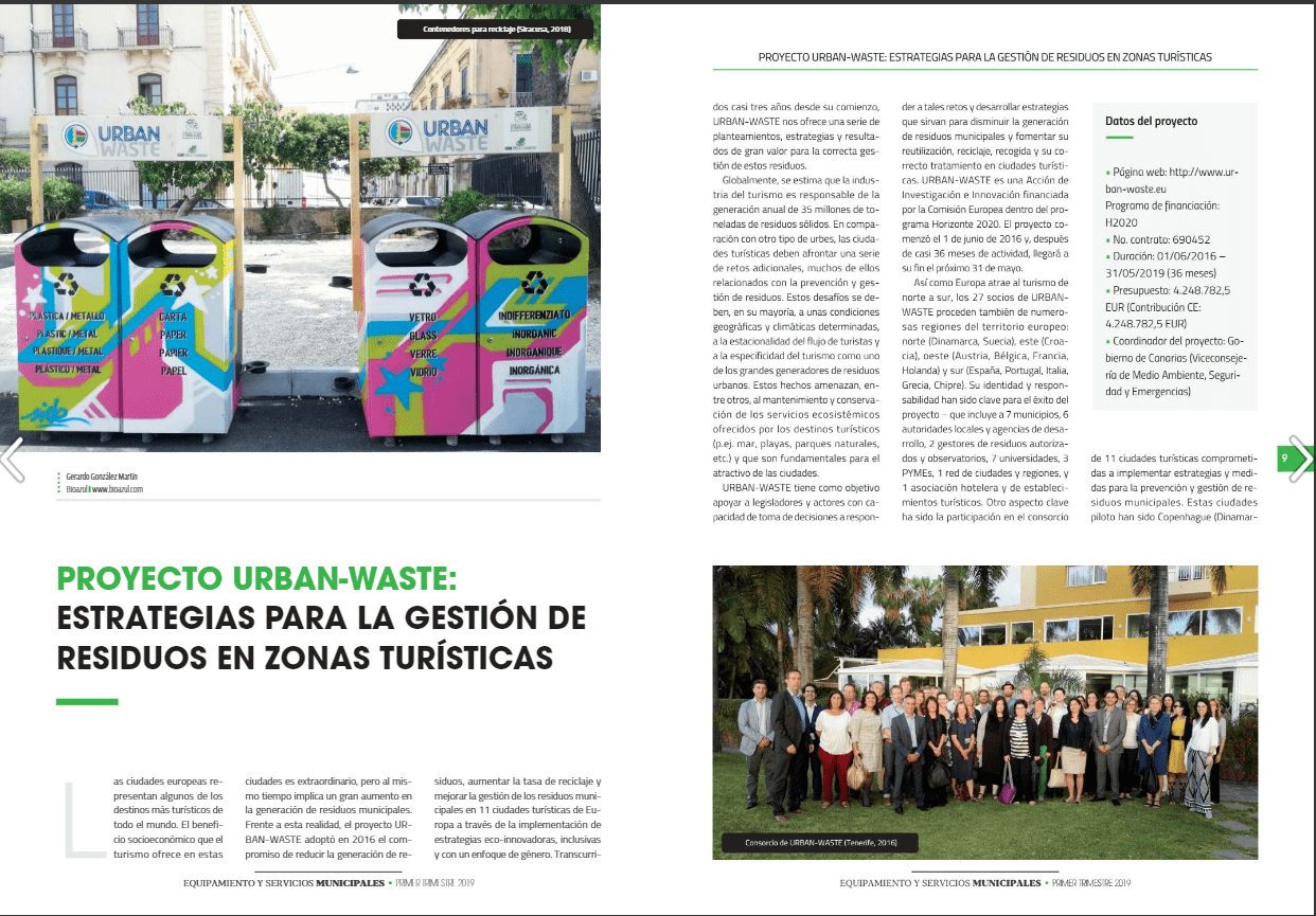 URBAN WASTE - Revista