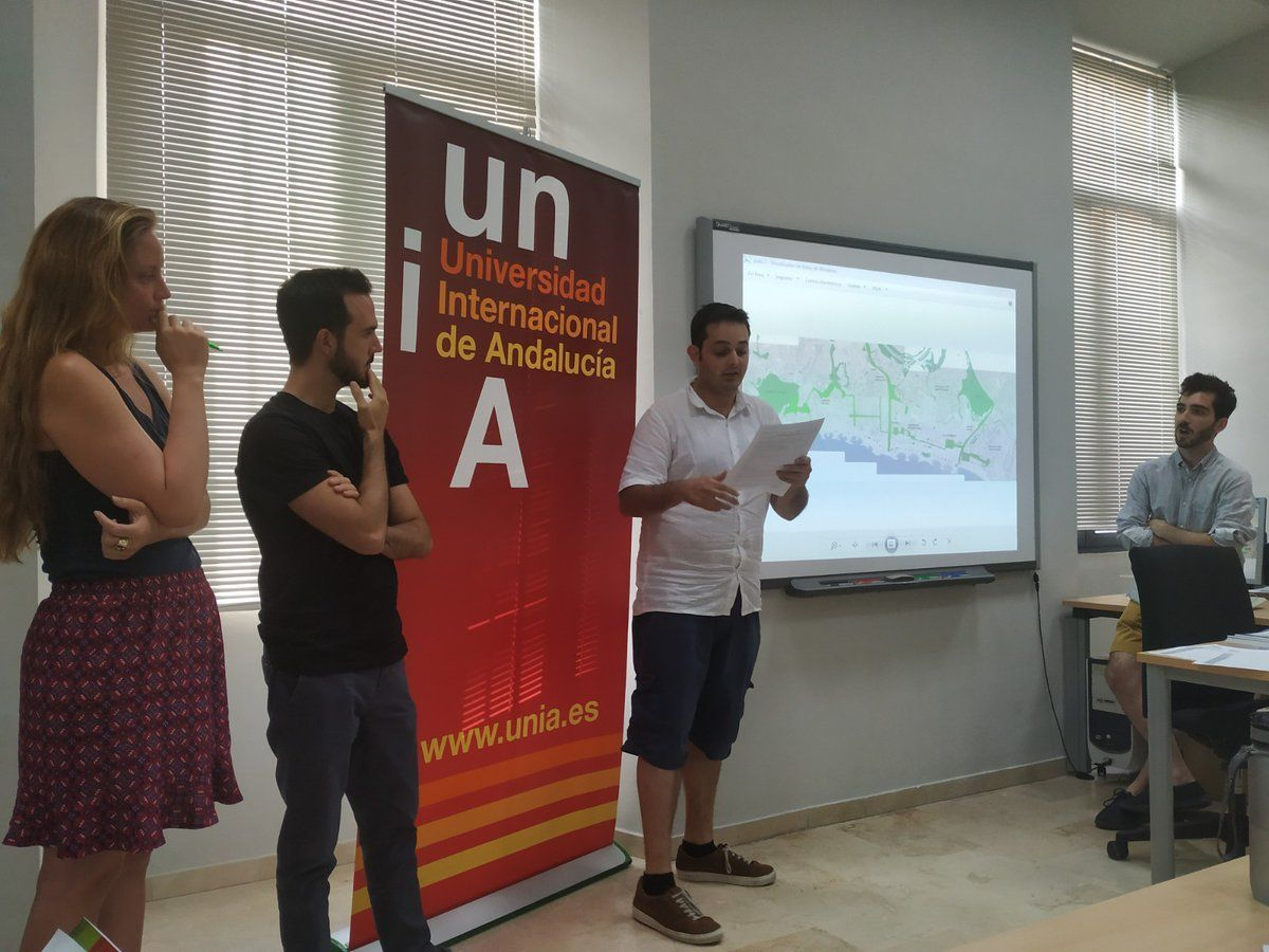 Summer School NbS Málaga - Urban Sustainability