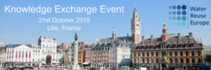 Water Reuse Europe Knowledge Exchange Event 2019