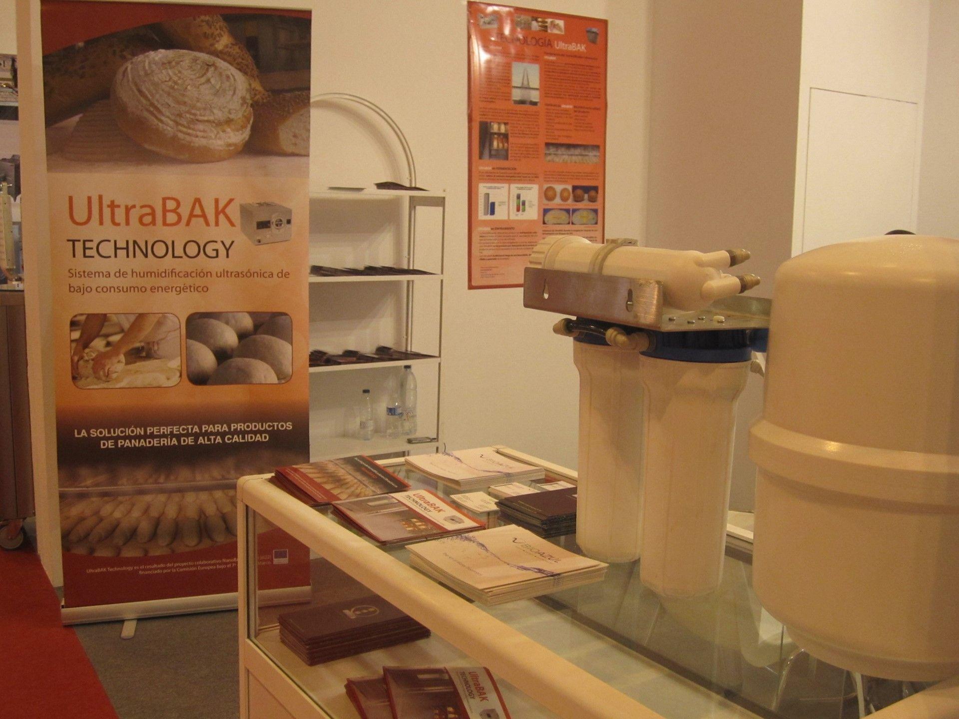 Bioazul en INTERSICOP 2015_Humidificadores ultrasónicos para panadería