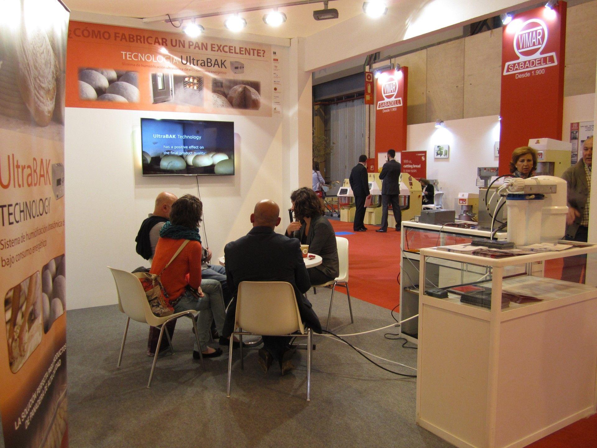 Bioazul en INTERSICOP 2015_Humidificadores ultrasónicos para panadería UltraBAK