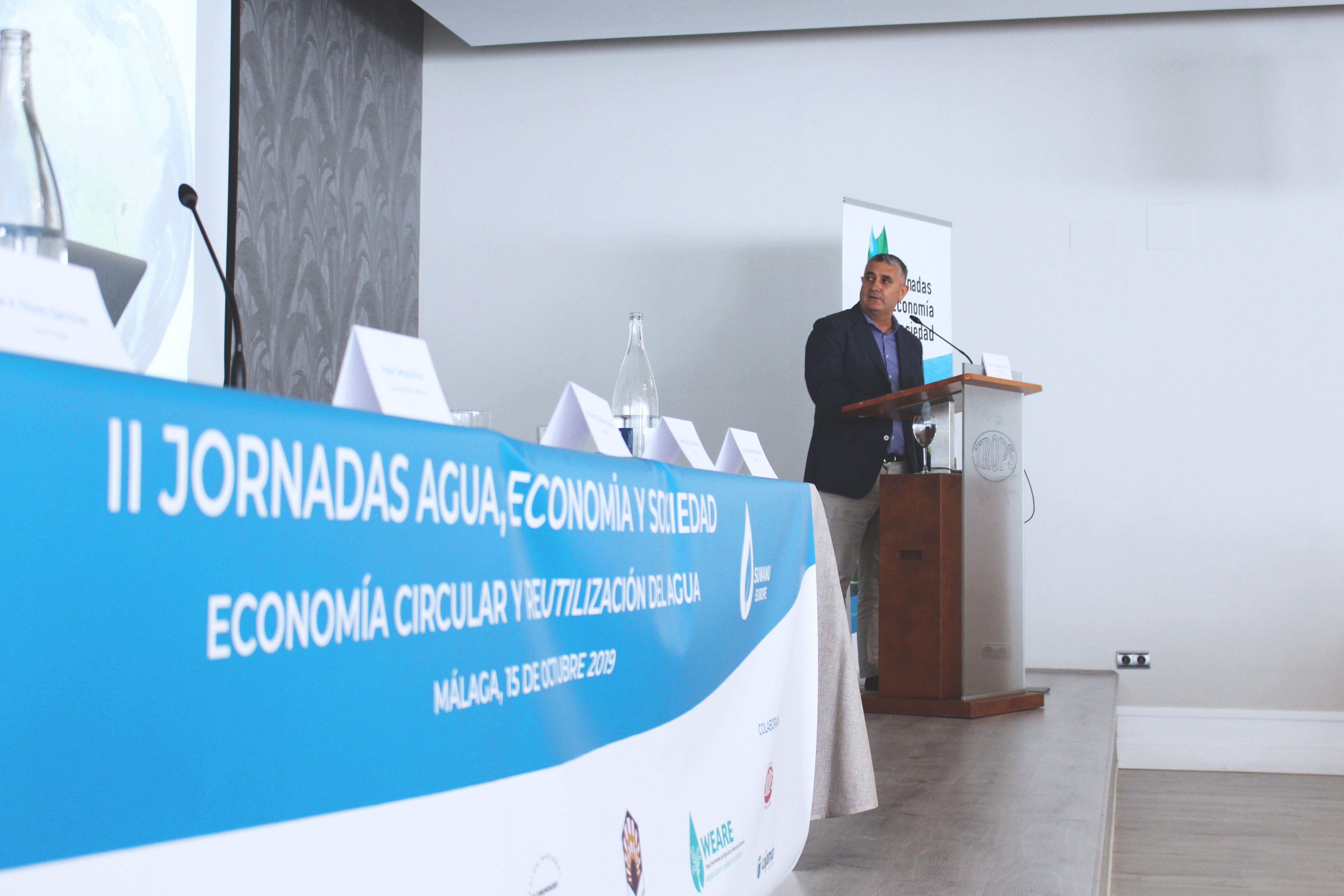 Juan Carlos Gázquez (Fundación Cajamar)