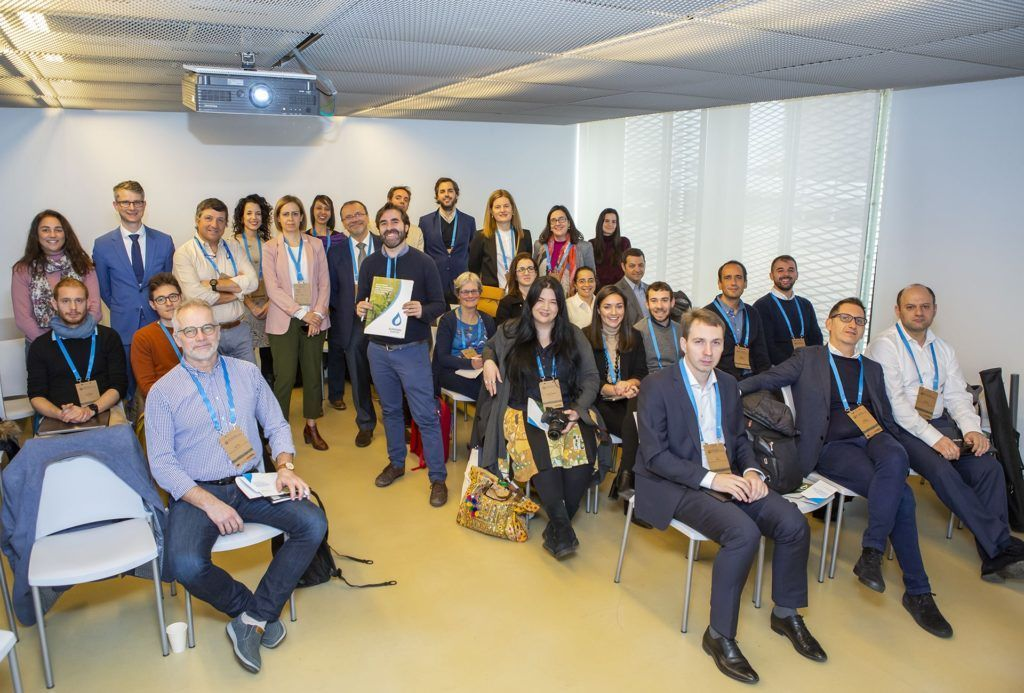 Attendees of SUWANU EUROPE Workshop