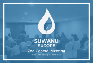 2nd General Meeting of SUWANU EUROPE project