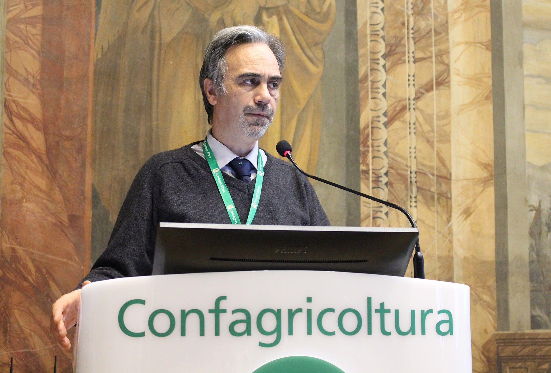Luigi Tozzi (Confagricoltura, Italy)