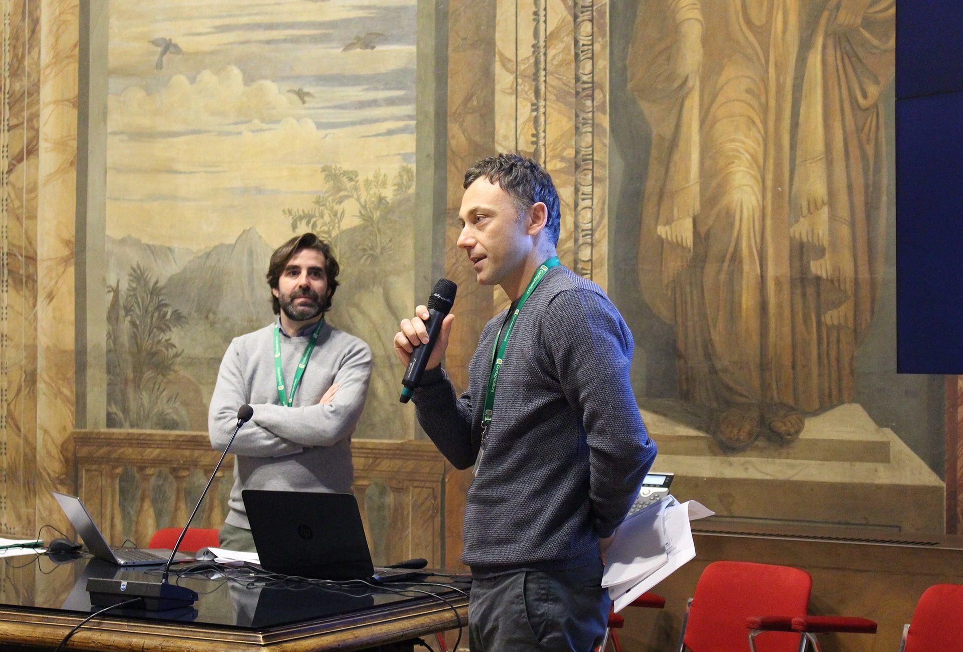 Giacomo Giannoccaro (University of Bari)