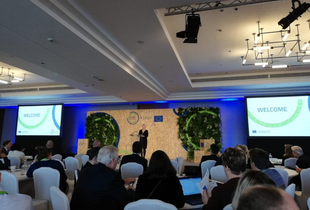 Conference at EIT Food Annual Partner Event
