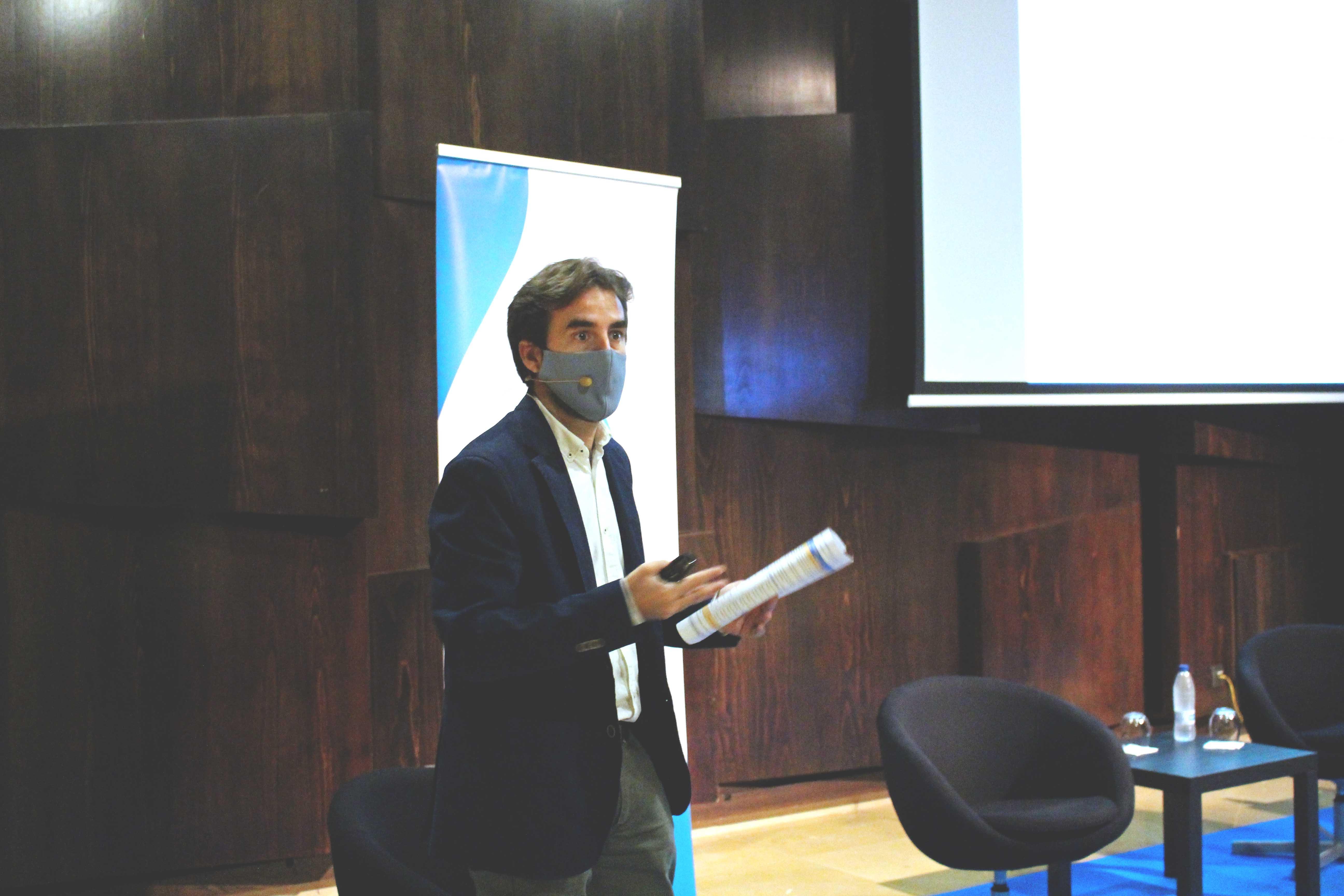 Presentación Rafael Casielles (Bioazul)