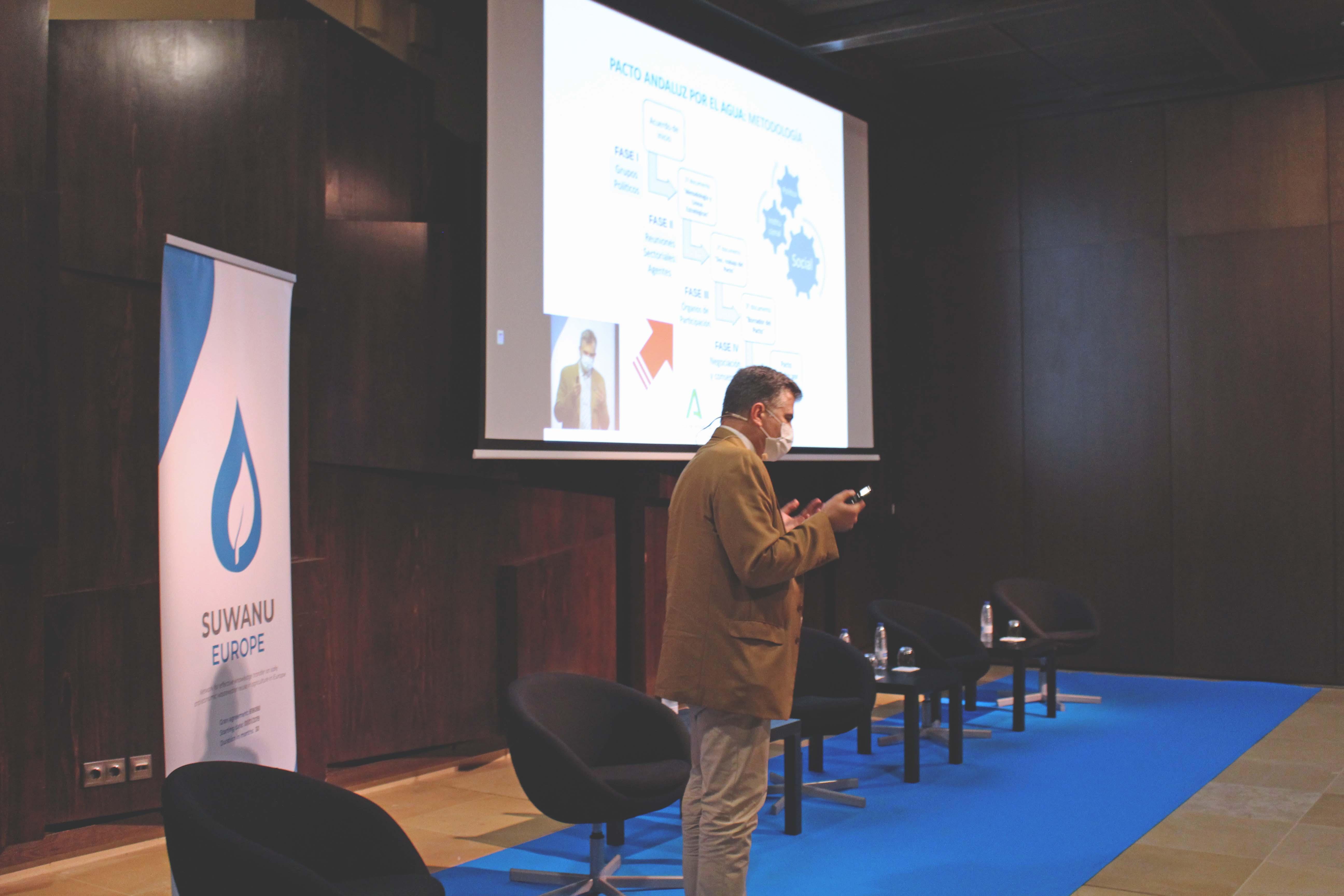 Ricardo Ruiz (Junta de Andalucía) presentation
