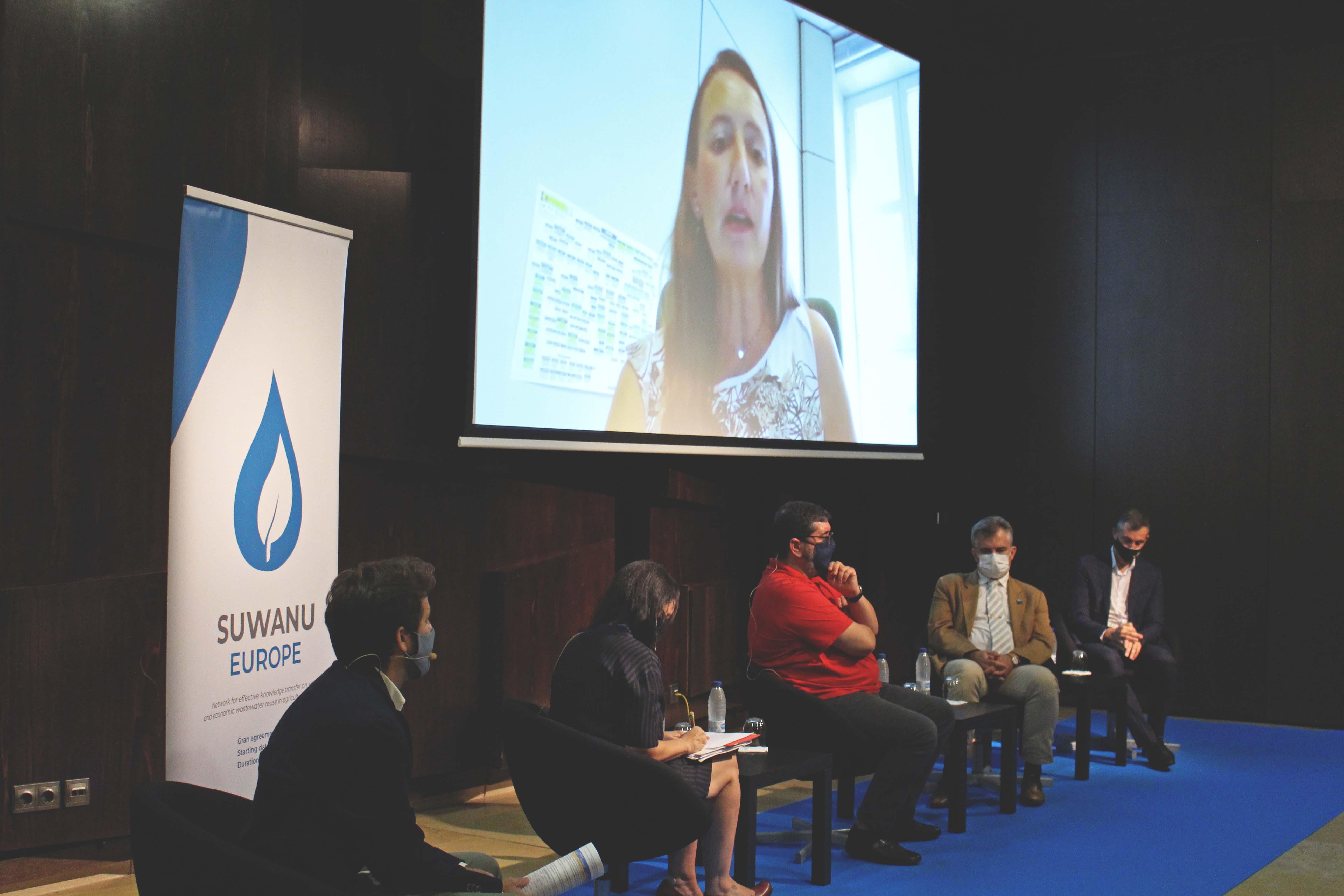 Concha Marcuello (MITECO) presentation