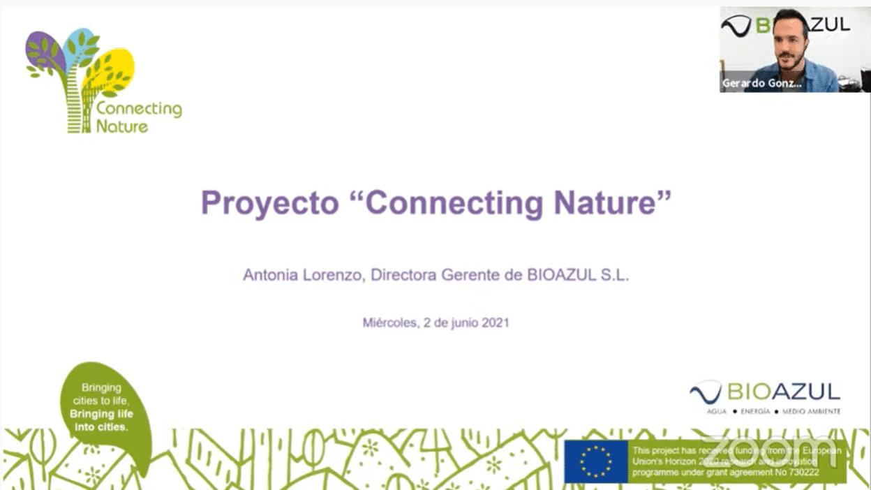 Presentación Connecting Nature